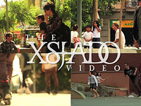 """Proudly presenting the first teaser for the upcoming Xsjado DVD.  With each teaser release you will see more faces and places to expect great skating from in the long awaited first Xsjado video.  Stay tuned for more teasers, behind the scenes photos, and eventually a full length trailer.  http://www.xsjado.com http://www.theconference.org  Teaser#1 """"Barcelona"""" starring: Chris Farmer, Jeff Stockwell, and JC Rowe   Filmed: Brandon Negrete and Paul John Edited: Brandon Negrete"""