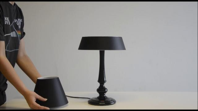 Video | Levitating Lamp