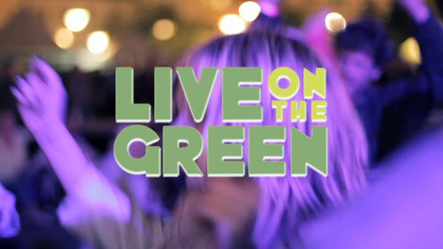 Live on the Green Promo: Week 1 of 6