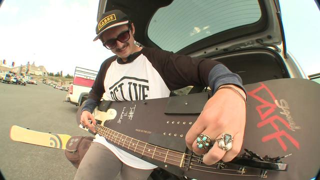 ETT: Duff McKagan A Fender Snowboard Bass