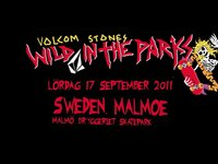 Inför Volcom Wild in the Parks Malmö, 2011