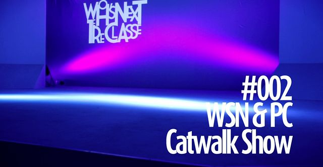 #002 CATWALK SHOW