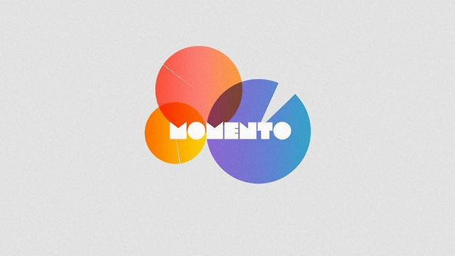 Momento Logo Animation