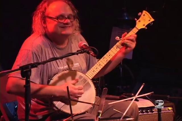 Eugene Chadbourne with Joe Williamson & Uli Jenneßen* Uli Jenessen - Ayler Undead