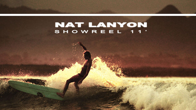 Nat Lanyon Showreel