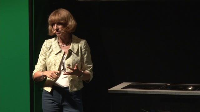 Day 1 - Jacqueline McGlade: Copenhagen is Buzzing: Bees, Cities & Our Common Future