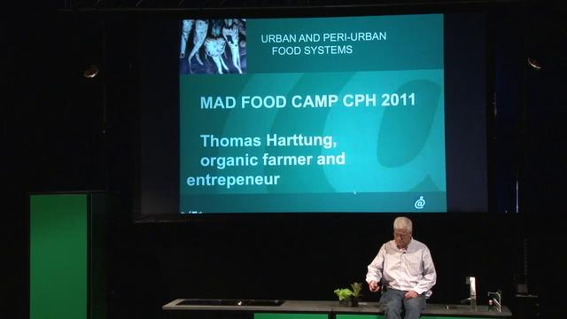 Day 1 - Thomas Harttung: Urban Food Systems