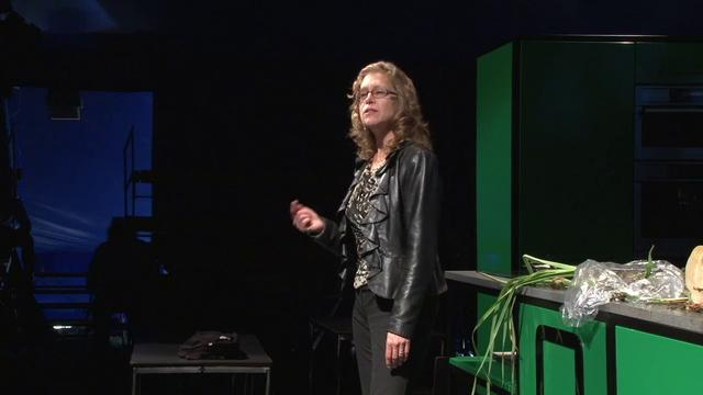 Day 2 - Molly Jahn: How Good Food Can Save Our Planet