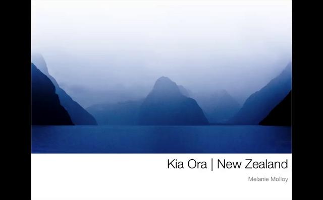 Kia >> Kia Ora | New Zealand Book