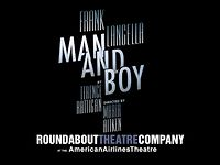 NIGEL PARRY - Man and Boy TV Promo for The Roundabout Theatre