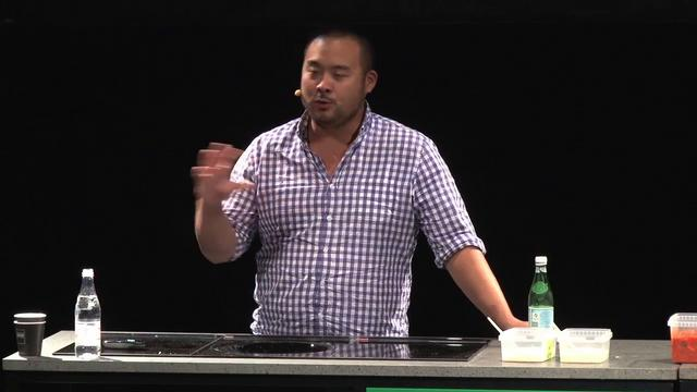 Day 2 - David Chang: Food Microbiology: an Overlooked Frontier