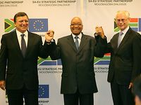 EU &#8211; South Africa Summit (Skukuza)