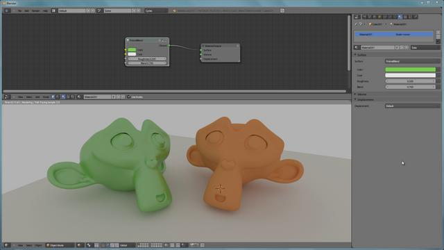 Blender: Introduction to the Cycles Render Engine
