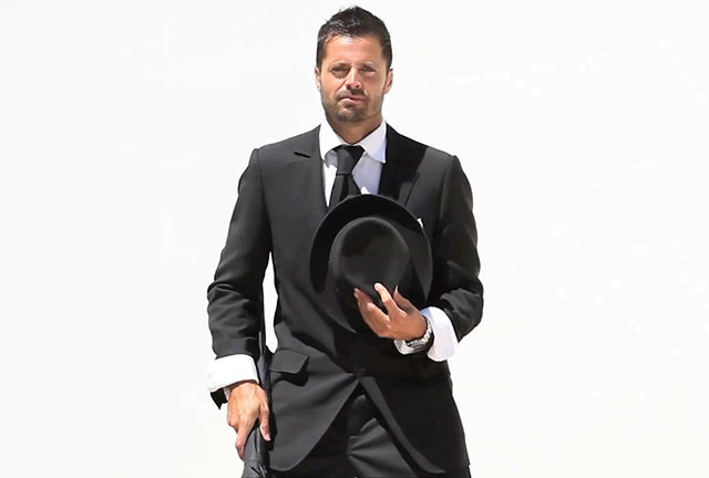 "DAVID CHARVET - ""TAKE YOU THERE"" MUSIC VIDEO"