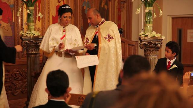 Mira & John's Wedding Ceremony