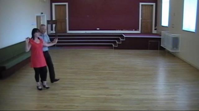B & S STROLL  ( Western Partner Dance )