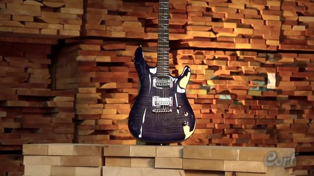 Cort Electric Guitar Factory Music Video