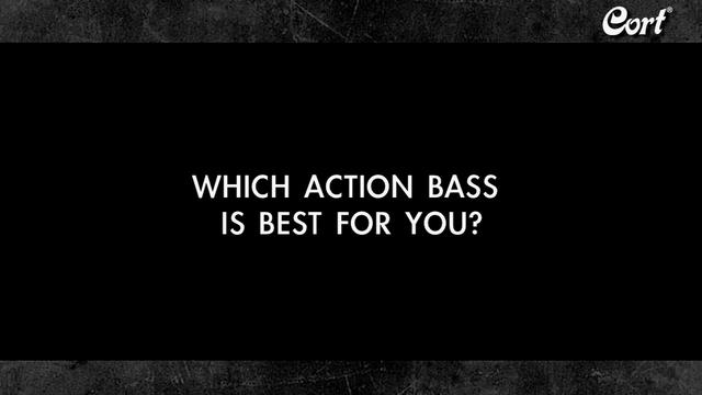 Cort Action Bass Comparison
