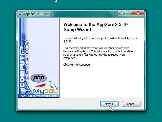 Joomla 1.7 - Instalación en servidor local