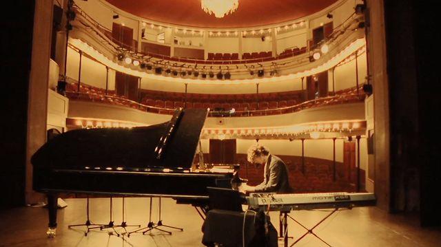 Francesco Tristano | J.S. Bach: Partita No. 1 in B flat major BWV 825 - Allemande | A Take Away Show