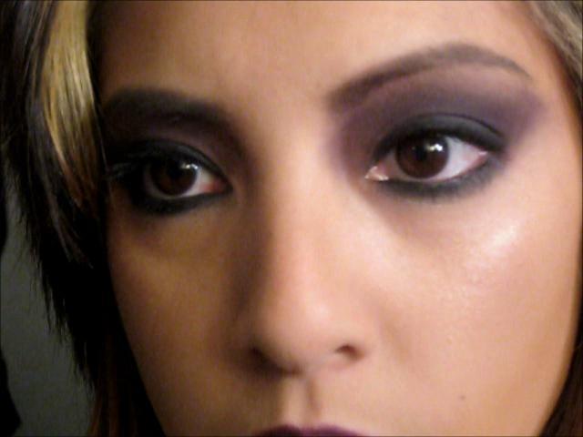 grunge makeup tutorial on vimeo