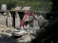 Elwha Dam demolition work begins