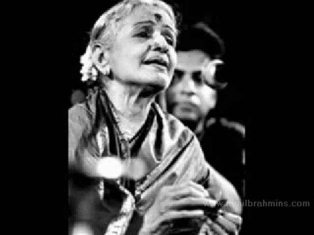 MS Subbulakshmi