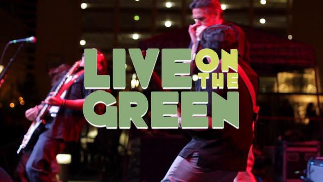 Live On The Green Promo: Week 2 of 6