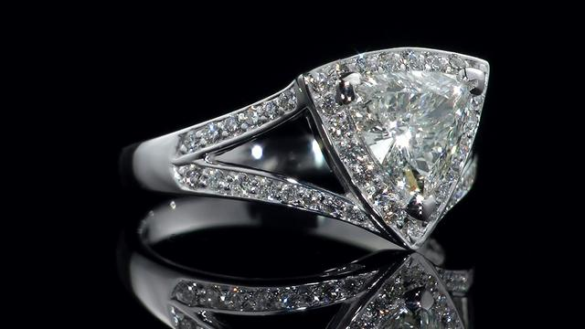 Diamond Engagement Rings All Types