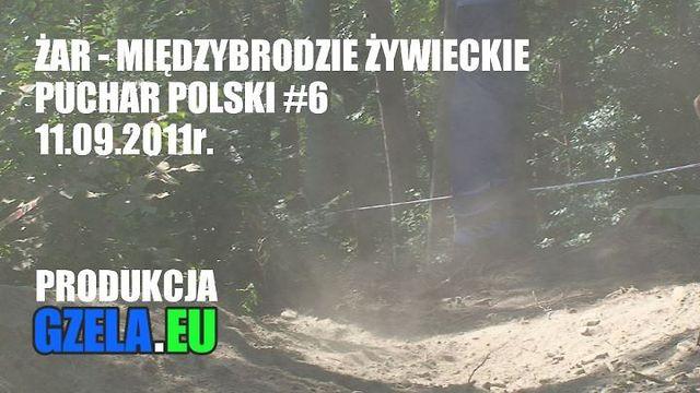 Puchar Polski #6 Gora Zal - Miedzybrodzie Zywieckie 11.09.2011r.