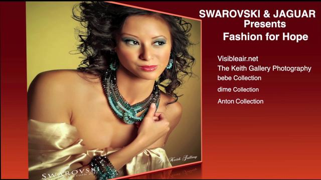 Swarovski & Jaguar..Presents Fashion for Hope...