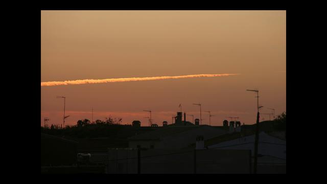 Timelapse Amanecer Equinocio otoño 2011