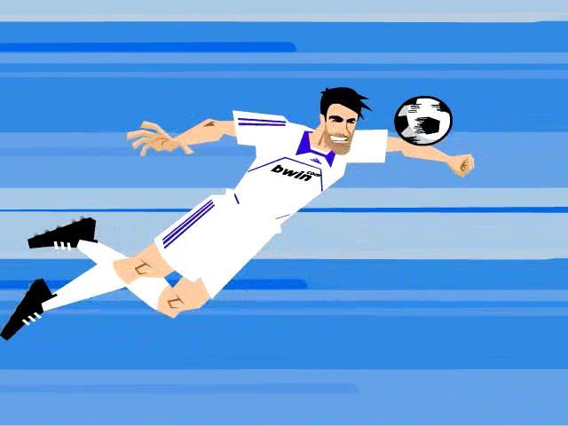 Real Madrid Cartoon