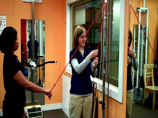 Shoulder Flexion-Extension Home Ex Program