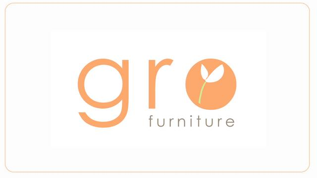 gro furniture | form + function = gro