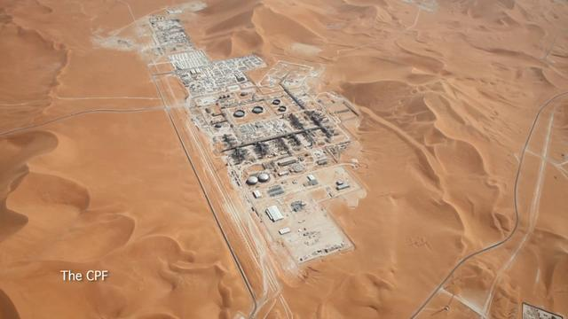 Oil in the Sahara, July 2011