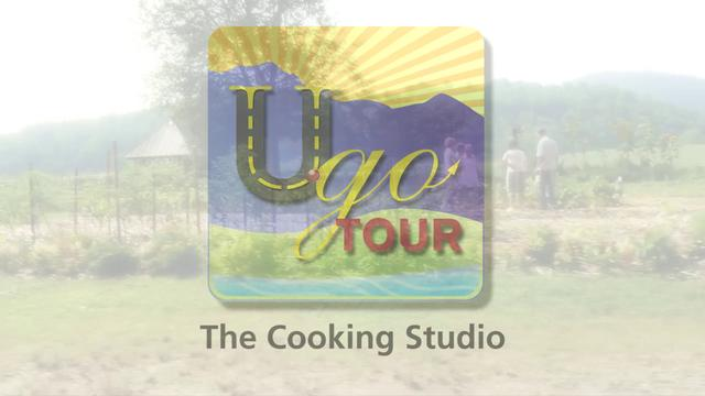 The John C Campbell Folk School: The Cooking Studio
