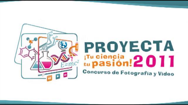 Convocatoria Proyecta 2011
