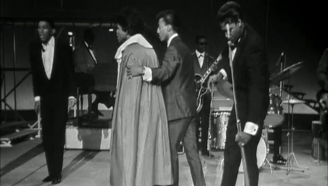 James Brown & His Famous Flames - Please, Please, Please & Night Train