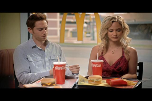 McDonald&#039;s &quot;Speed Dating&quot;