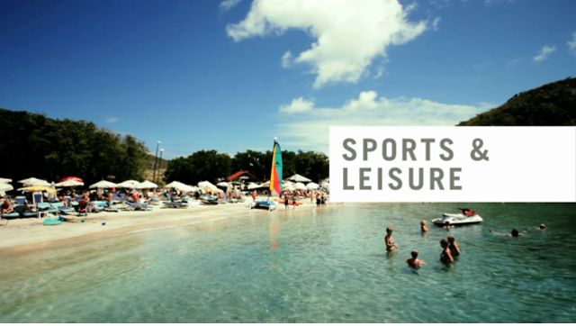 St. Kitts: Sports & Leisure