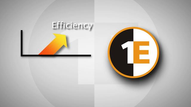 1E empowers IT Efficiency