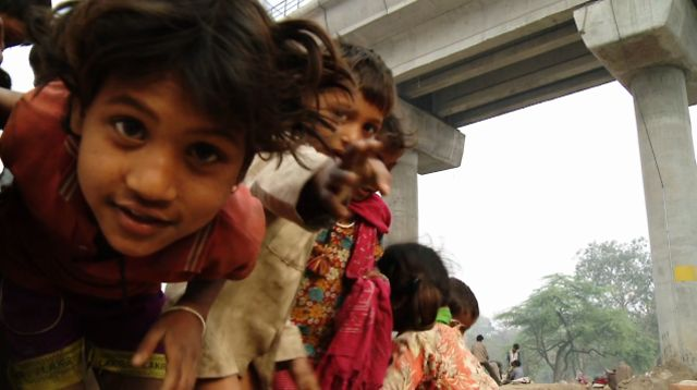 Telegraph Video Production: Aviva - Street Children