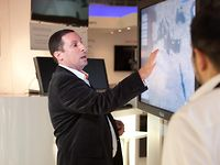 IBC 2011: Interactive weather and maps