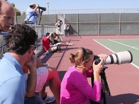 SSA VIII: Day One shoot: Tennis