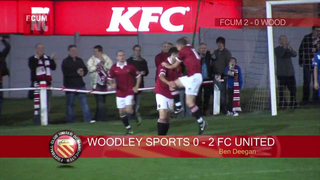 Woodley Sports v FC United FA Cup 1Q Replay 20/09/2011