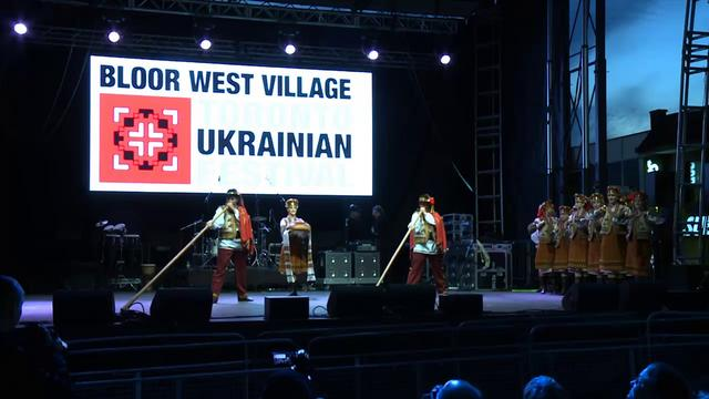 Desna Ukrainian Dance Company performing Pryvit - Welcome Dance