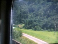Train ride - LomoKino (00:26)