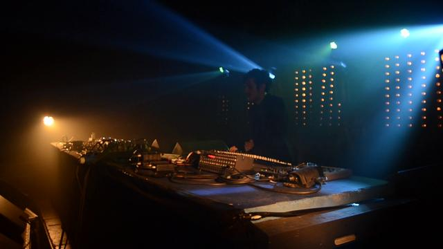 Gesaffelstein (live) ASTROPOLIS 2011 - 30/07/2011