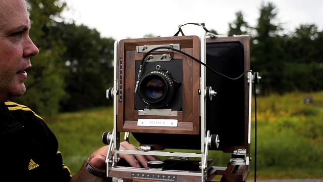 8x10 Large Format in the Field